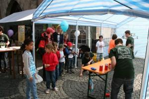 """Schützen Ehrenbreitstein: Bei """"Koblenz spielt"""" 2014"""