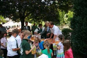 Schützenfest 2014 Kinderbelustigung Homepage